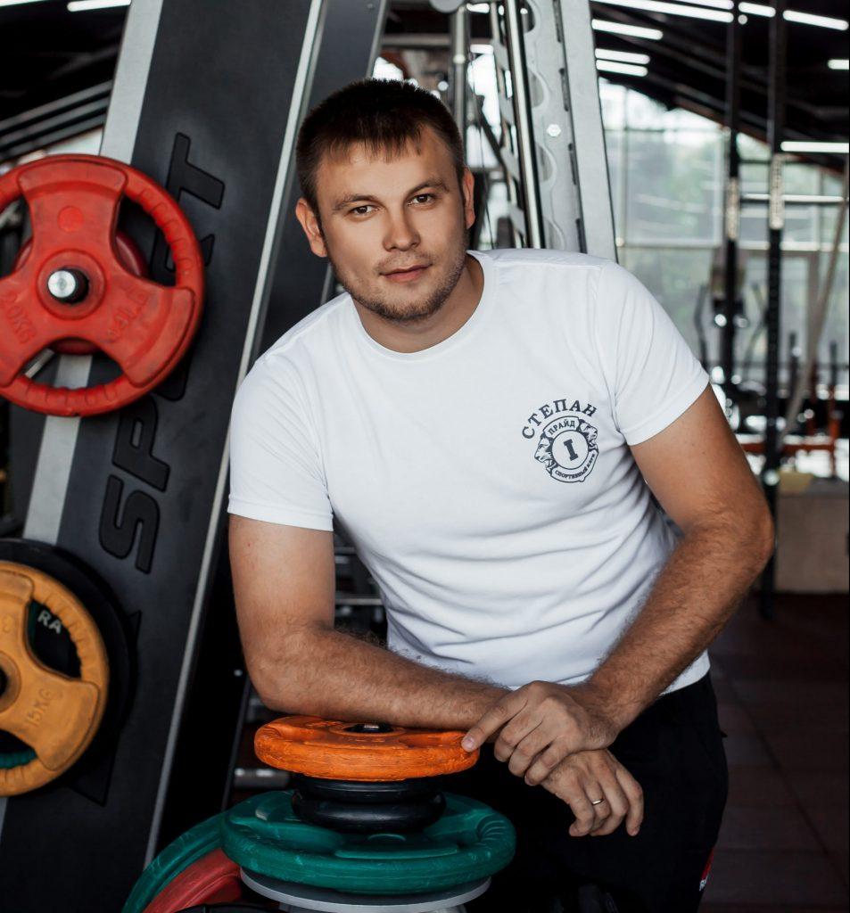 Тренер по кроссфиту в СК Прайд