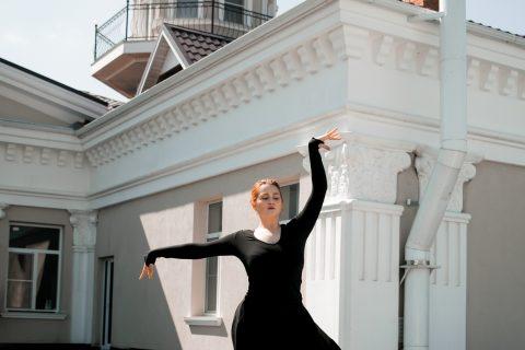 Женский кавказский танец