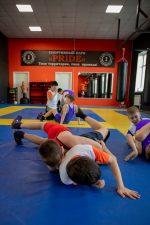 Тренировка Греко-римская борьба